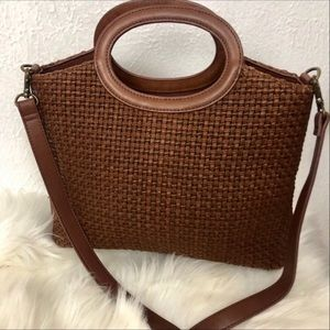 Fossil Convertible Shoulder Bag